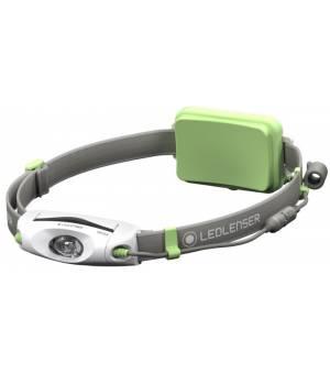 Led Lenser Neo 6R čelovka zelená