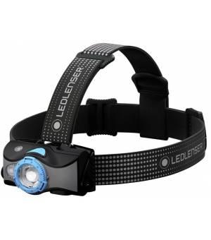 Led Lenser MH7 čelovka modrá