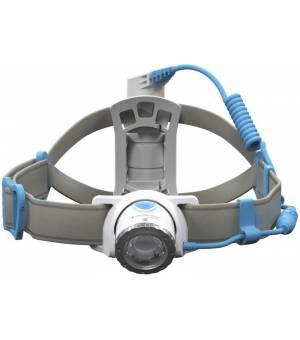 Led Lenser Neo 10R čelovka modrá