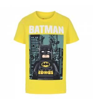 Lego m12010092 T-Shirt S/S Jr Yellow / Batman tričko