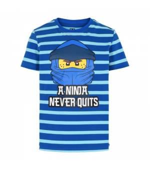 Lego M12010098 T-Shirt Ss Jr Blue / Ninjago tričko