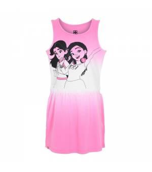Lego® Friends m12010138 Dress Jr. Pink šaty