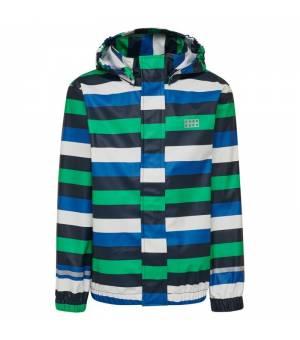 Lego Lwjoshua 211 Rain Jacket JR. Dark Blue bunda