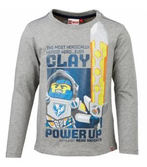 Lego Lwtony 625 T-Shirt Jr Grey tričko
