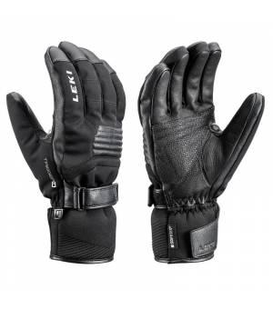 Leki Stormlite 3D black rukavice