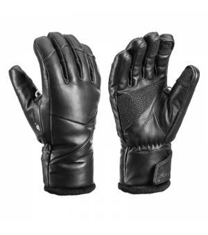 Leki Fiona S Lady MF Touch black rukavice