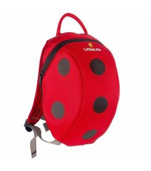 Littlelife Animal Kids Backpack 6l ladybird batoh