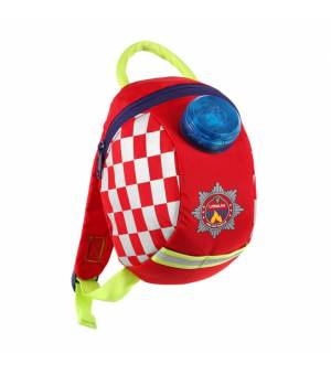 Littlelife Emergency Service Toddler Fire Engine Backpack batoh 2l