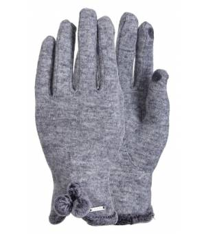 Luhta W Narila Gloves rukavice 810 sivé