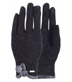 Luhta W Narila Gloves rukavice 817 čierne