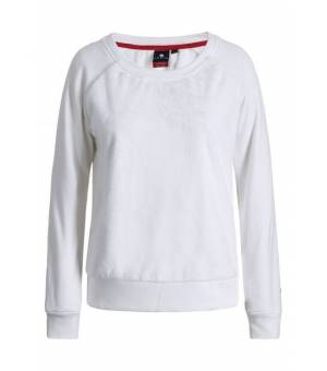 Luhta Heiskala W Sweater White sveter