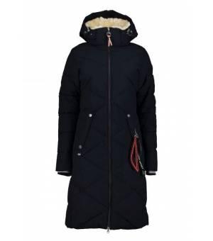 Luhta Eevala W Jacket Dark Blue kabát