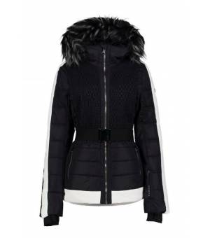 Luhta Ersta Ski Jacket W Dark Blue / White bunda