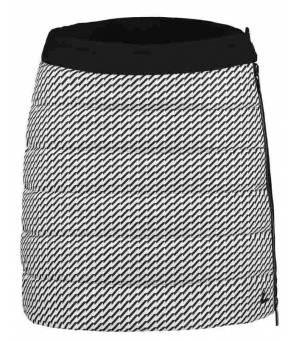 Luhta Paihkasvaara W Skirt Black / White sukňa