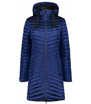Luhta Hietos Coat W Blue kabát