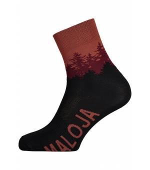 Maloja Bibernellem. Firebug ponožky