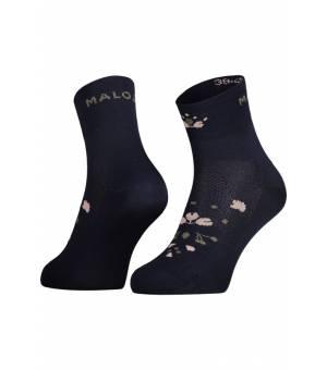 Maloja Weissmoosm. Night Sky ponožky