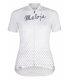 Maloja Haslmausm. 1/2 Snow W cyklistický dres
