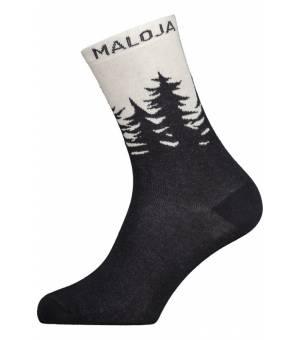 Maloja Labanm. Moonless ponožky
