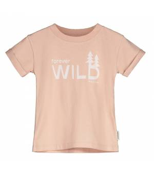 Maloja Stilafenu. Bloom JR tričko