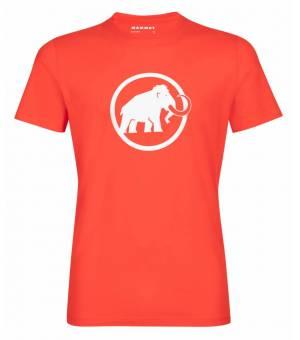 Mammut Logo M T-Shirt spicy/prt1 tričko