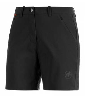Mammut Hiking W Shorts black kraťasy