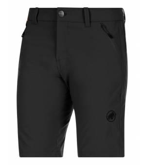 Mammut Hiking M Shorts black kraťasy