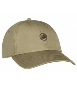 Mammut Baseball Cap olive/prt1 šiltovka