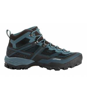 Mammut Ducan Mid GTX M black/light poseidon