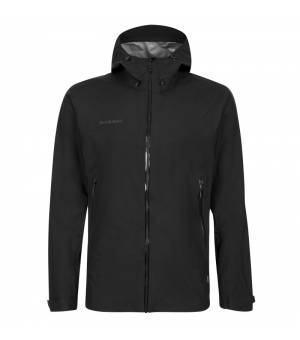 Mammut Convey Tour HS Hooded M Jacket black bunda