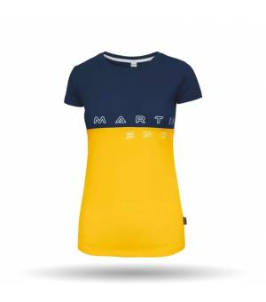 Martini Hype T-Shirt W Honey/True Navy tričko