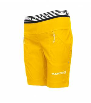Martini Image Shorts W yellow kraťasy