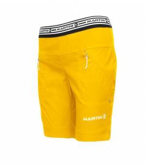 Martini Image Shorts W yellow kraťasy