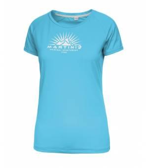 Martini Cloud Nine W Blue tričko