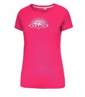 Martini Cloud Nine W Pink tričko