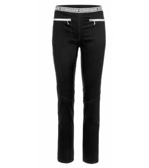 Martini Via W Pant Black nohavice