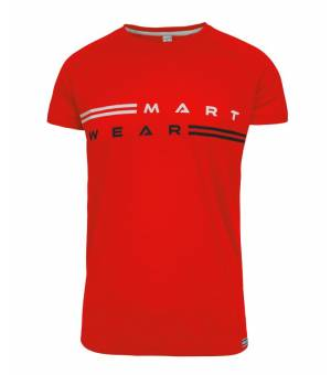 Martini Why Not M T-shirt Red tričko