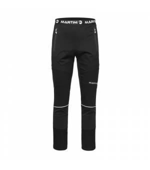 Martini Fast Unisex Pants Black / White nohavice