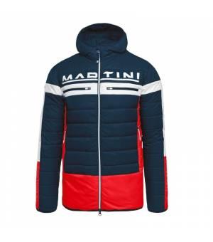Martini Everest M Jacket Iris / Spicy Red / White bunda