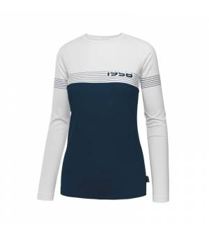 Martini Crystal W Shirt Iris / White tričko dlhý rukáv