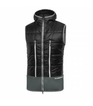 Martini Lite Ride 2.0. M Vest Black / Steel vesta
