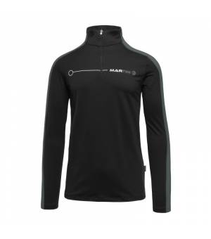 Martini Optimate M Shirt Black / Steel rolák