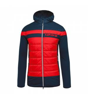 Martini Monterosso M Jacket Spicy / Red / Iris mikina