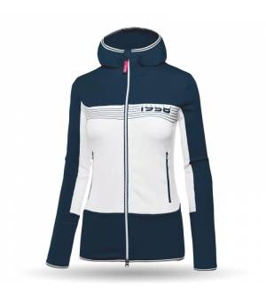 Martini Ultimate W Jacket Iris / White mikina