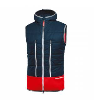 Martini Lite Ride 2.0. M Vest Iris / Spicy Red vesta