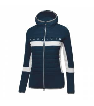 Martini Motivate W Jacket Iris / White bunda