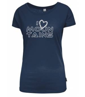 Martini Girlfriend W True Navy tričko