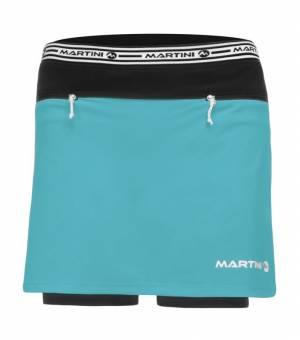 Martini Mindset W Scuba Black sukňa + kraťasy