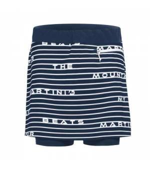 Martini Vitality W True Navy sukňa + kraťasy