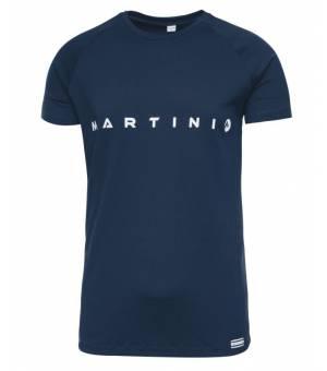 Martini Fusion M True Navy tričko